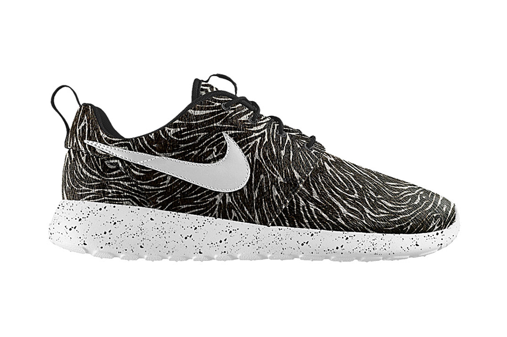 NIKEiD Launches Pony Hair Option for the Roshe Run