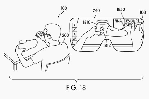 Nike's Latest Patent Could Bring VR to NIKEiD