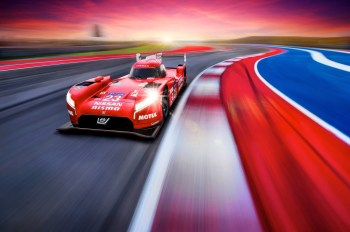 Nissan Returns to Le Mans with Refined GT-R LM Nismo
