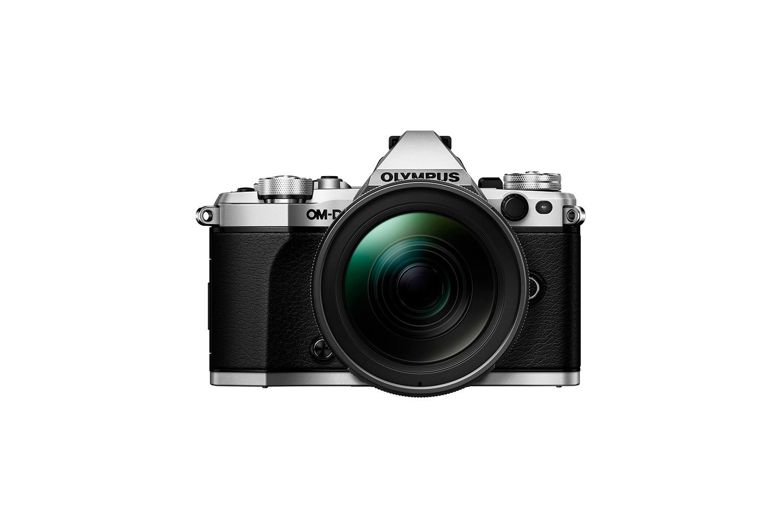 Olympus OM-D E-5 Mark II