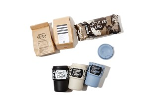 Onibus Coffee/Streamers Coffee Company/Little Nap Coffee Stand x Rivers x Go Out Coffee Set