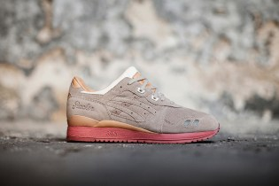 "Packer Shoes x ASICS GEL-Lyte III ""Dirty Buck"""