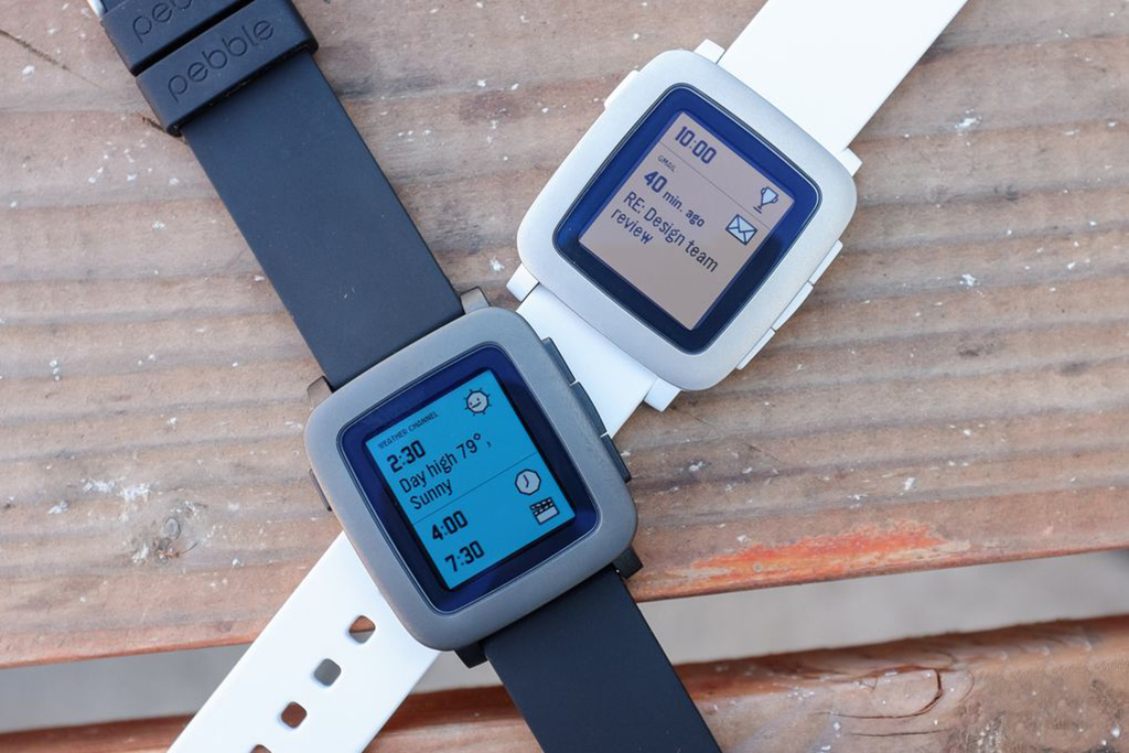 Pebble Launches Another Kickstarter Campaign for the New Pebble Time Smartwatch