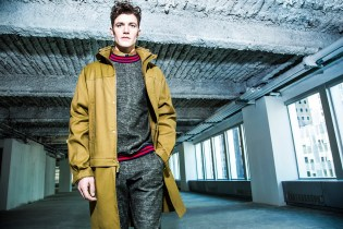 Our First Look at the Perry Ellis 2015 Fall Lookbook