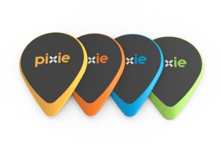 Pixie Bluetooth Beacon Makes It Harder to Lose Your Stuff