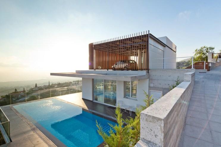 Prodromos and Desi Residence by Vardastudio Architects & Designers