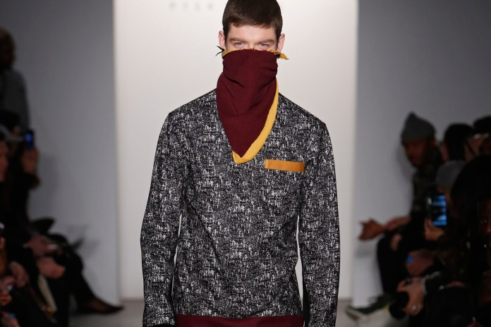 Pyer Moss 2015 Fall/Winter Collection