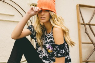 REBEL8 2015 Spring Women's Lookbook