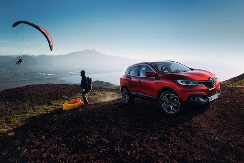 """The Renault """"Kadjar"""" Crossover Car to Be Unveiled at 2015 Geneva Motor Show Launch"""