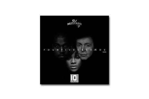 Rihanna featuring Kanye West & Paul McCartney – FourFiveSeconds (DJ Mustard Remix)