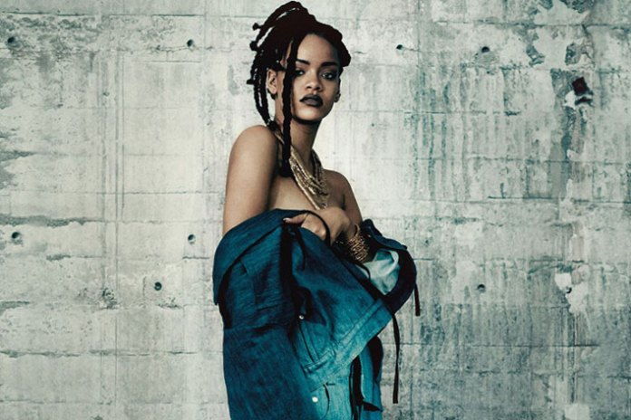 Rihanna's Full Editorial for i-D Magazine's 2015 Spring Music Issue