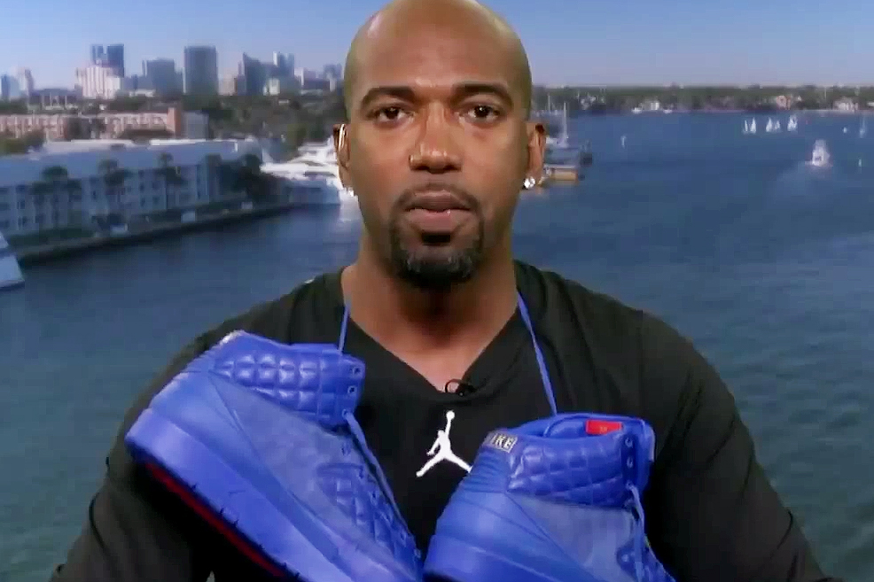 Rip Hamilton Retires from NBA in True Sneakerhead Fashion