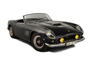 Roger Baillon Collection of Cars Snatches $28.5 Million USD