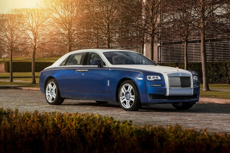 """Rolls-Royce """"Ghost Mysore"""" Collection"""