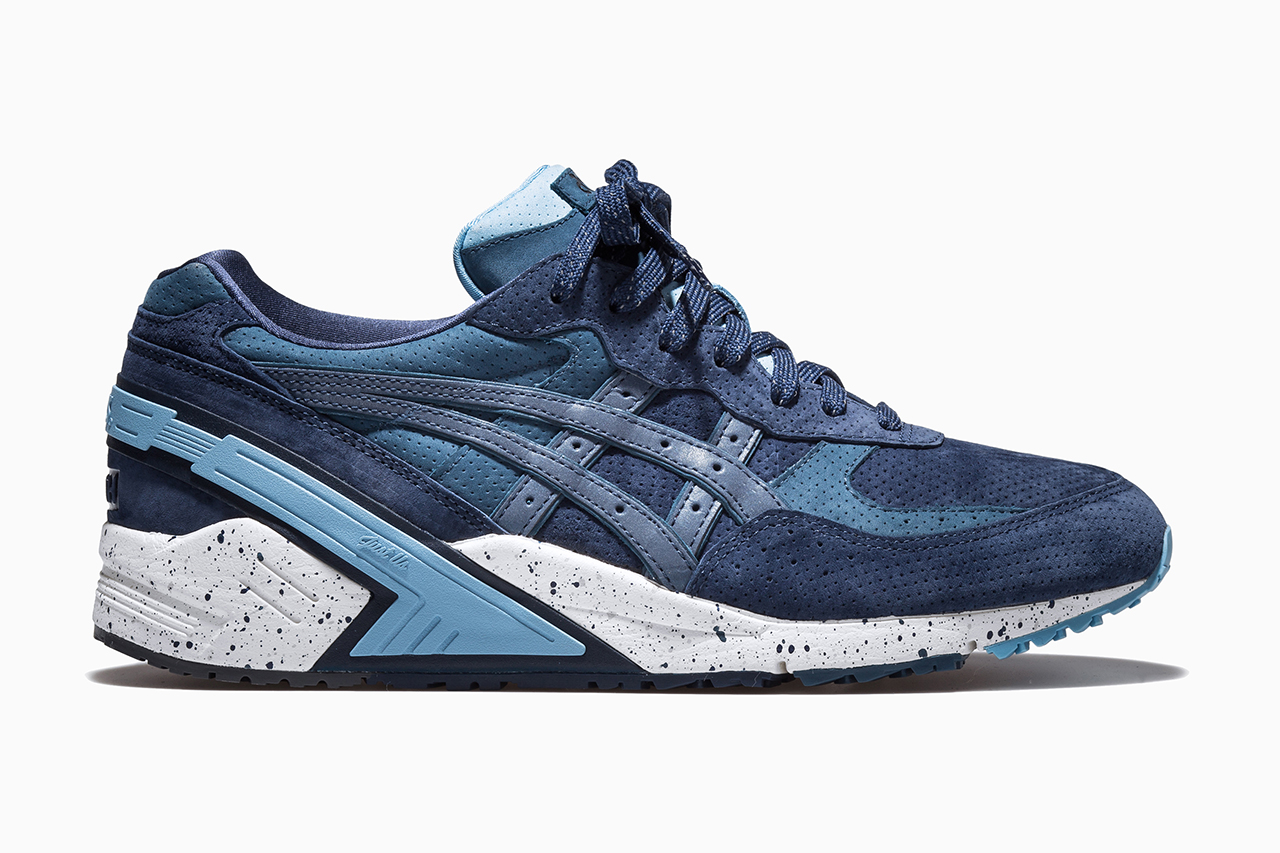 "Ronnie Fieg Reintroduces ASICS Gel Sight for ""West Coast Project"""