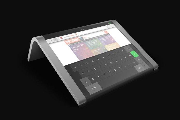 Samsung BEND Concept Tablet Has Flexible Screen