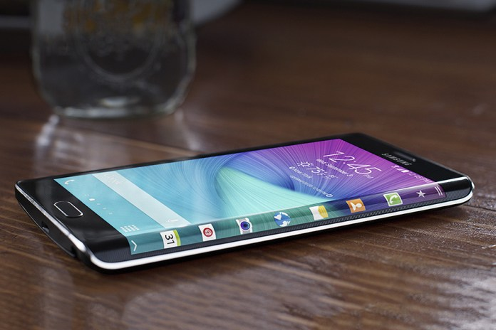 Samsung's Galaxy S6 to Have Wraparound Screen