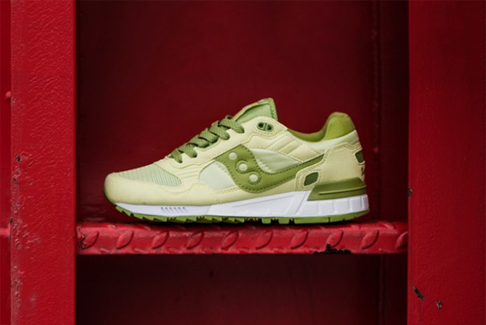 "Saucony WMNS Shadow 5000 ""Lime"""