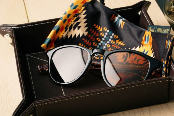 Shwood for Pendleton 2015 Spring/Summer Sunglasses