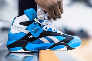 "Sneakersnstuff x Packer Shoes x Reebok Shaq Attaq ""Token 38"" Pack"