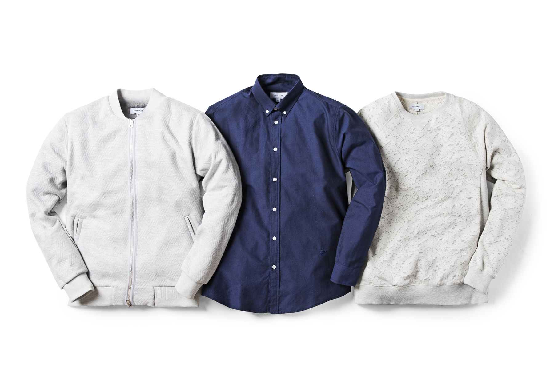 Soulland 2015 Spring/Summer Collection