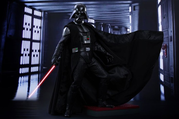 Hot Toys Star Wars Darth Vader Collectible Figure