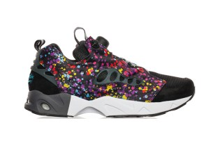 "Stash x Reebok Instapump Fury Road ""Splatter"""