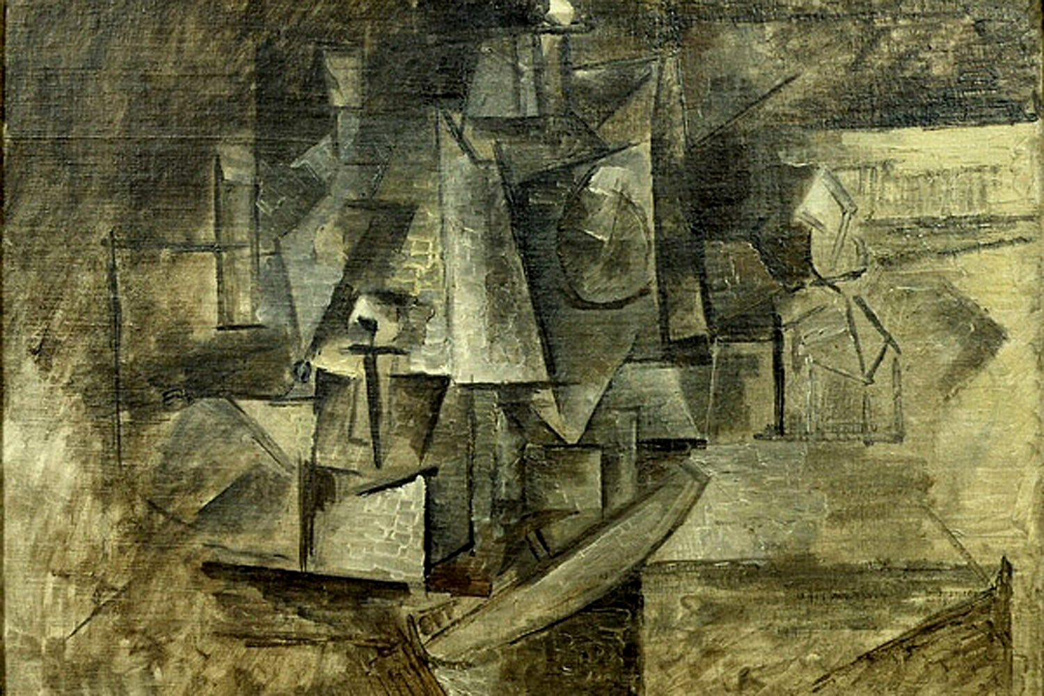 Stolen Picasso Recovered in U.S.