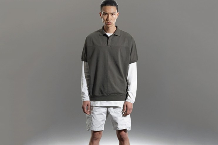 Stone Island Shadow Project 2015 Spring/Summer Lookbook