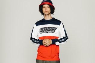 Stussy 2015 Spring Lookbook