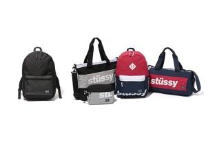 Stussy x Herschel Supply Co. 2015 Spring/Summer Collection Preview