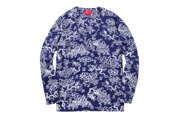 Supreme 2015 Spring/Summer Knits, Button-Down & Jersey Collection