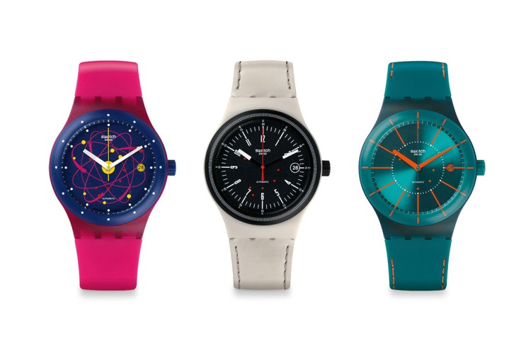 Swatch Unveils a New Range of Sistem51 Watches