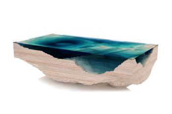 The Abyss Table by Duffy London