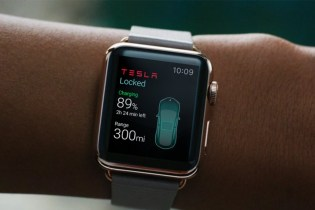 The ELEKS Apple Watch App Lets You Control Your Tesla from Your Wrist