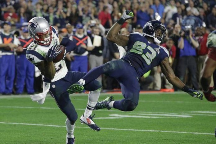 The New England Patriots Defeat the Seattle Seahawks in Super Bowl XLIX