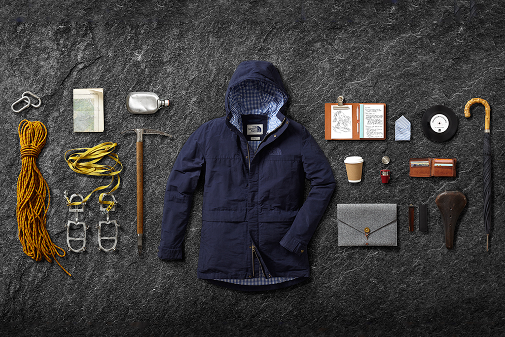 The North Face Pays Homage to an Icon with Its 30th Anniversary Mountain Jacket Collection