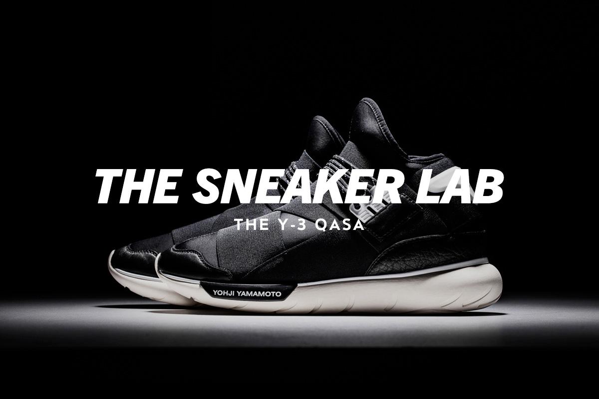 The Sneaker Lab: Breaking Down the Y-3 Qasa