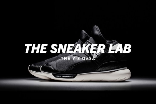 The Sneaker Lab: Breaking Down the Y-3 Qasa