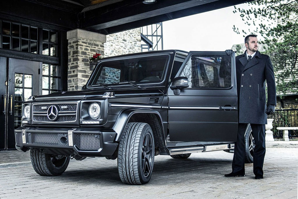 The $1 Million USD Mercedes-Benz G63 AMG
