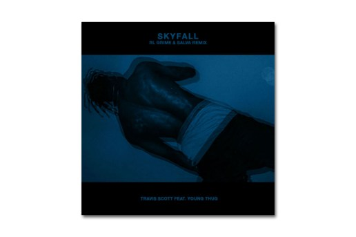 Travi$ Scott featuring Young Thug - Skyfall (RL Grime & Salva Remix)