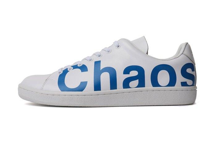 "UNDERCOVER 2015 Spring/Summer ""Chaos/Balance"" Sneaker"