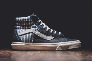 "Vans 2015 Spring Sk8-Hi 46 CA ""Dress Blues"""