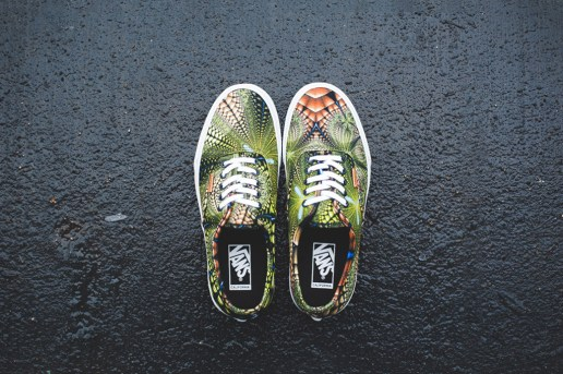 "Vans Authentic CA ""Mirror Image"" Pack"