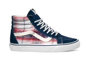"Vans Classics 2015 Spring ""Distressed Plaid"" Pack"