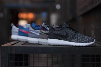 Various Nike Flyknit Roshe Run Colorways Set to Release Thursday