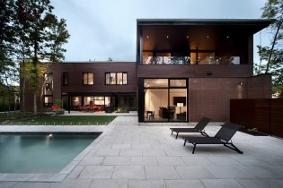 Veranda House by Blouin Tardif Architects