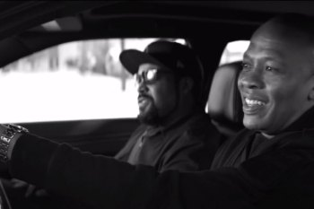 Watch the N.W.A Biopic 'Straight Outta Compton' Red Band Trailer featuring The Game and Kendrick Lamar