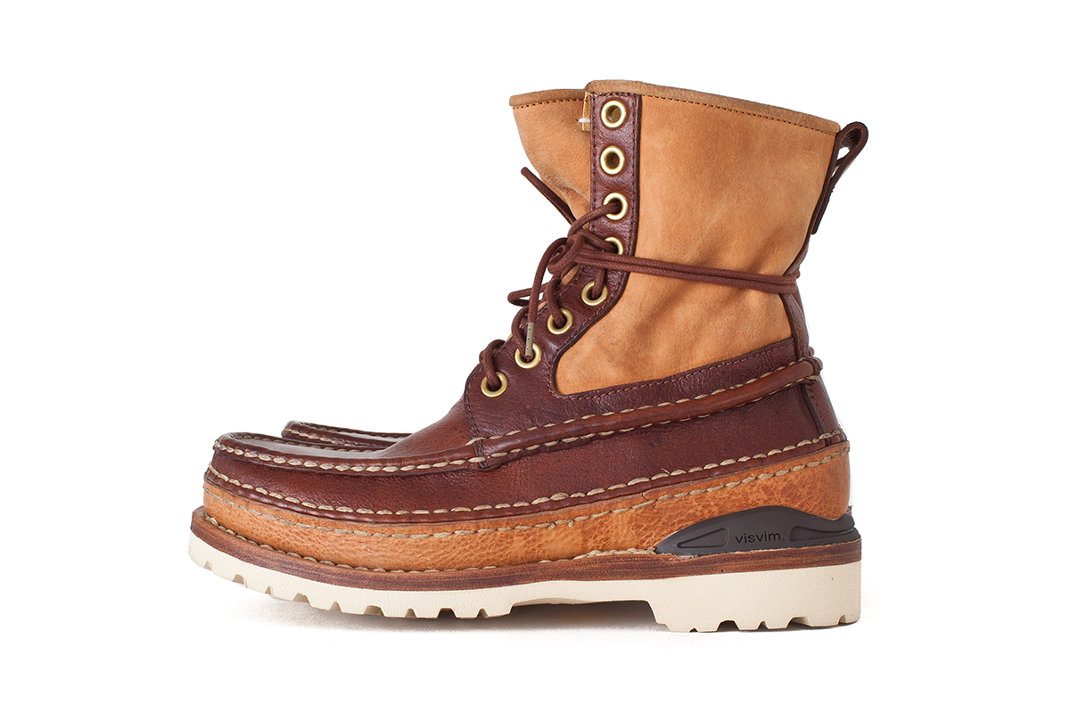 visvim 2015 Spring GRIZZLY BOOTS-FOLK *F.I.L. EXCLUSIVE