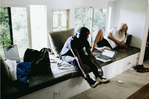 "VSCO's ""New Wave of Hip-Hop"" Editorial Profiles Goldlink and Rick Rubin"